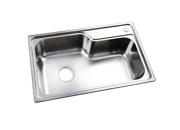 HH-5S7245-5200-304不锈钢单盆